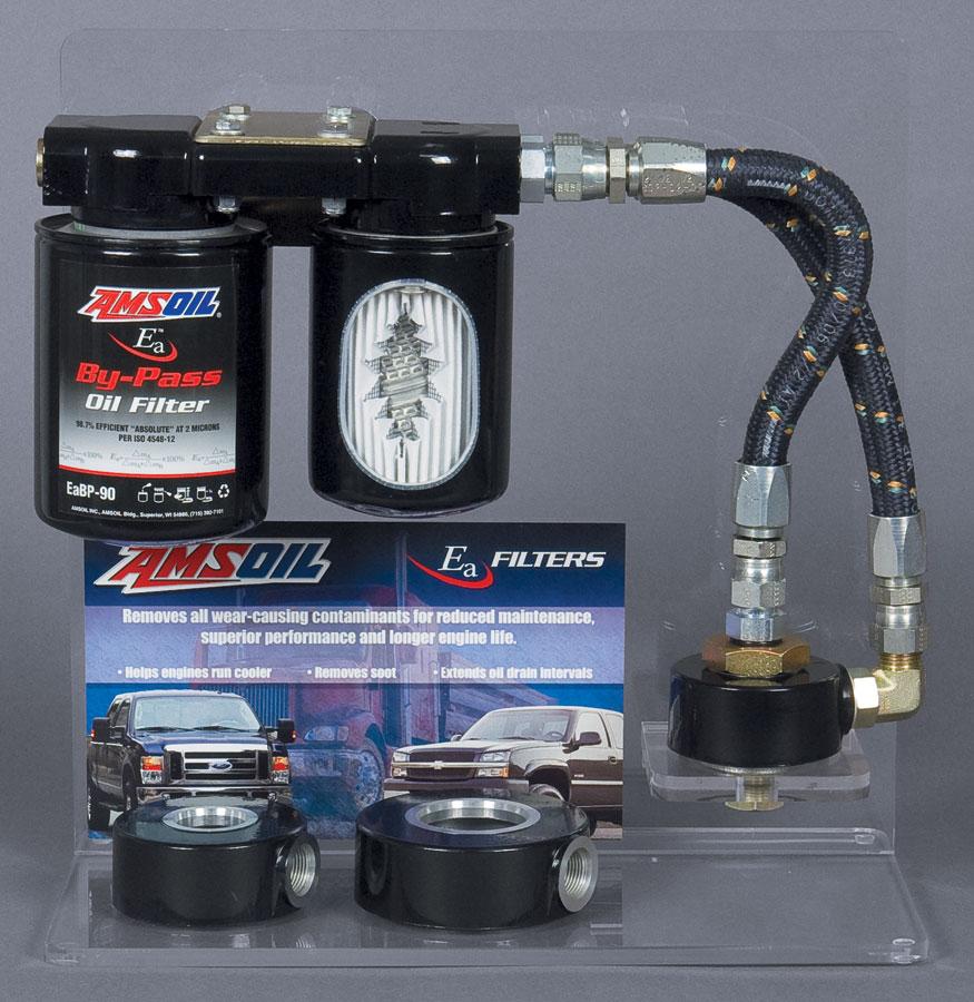 Bypass Oil Filter Kits