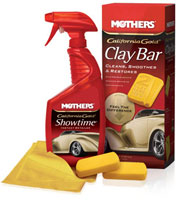 CLAY BAR PAINT SAVING SYSTEM